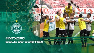 #INTxCFC - Gols do Coritiba