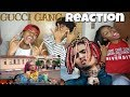 "Lil Pump - ""Gucci Gang"" (Official Music Video)- REACTION"