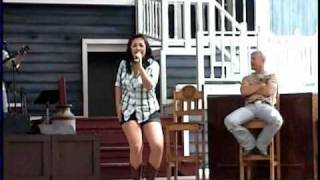 Give it Up or Let me go Dixie Chicks cover Priscilla Hinojosa