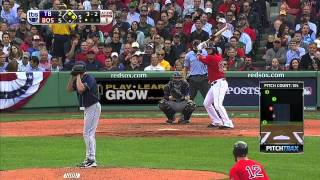 Red Sox-Rays Game 1 ALDS Highlights 2013