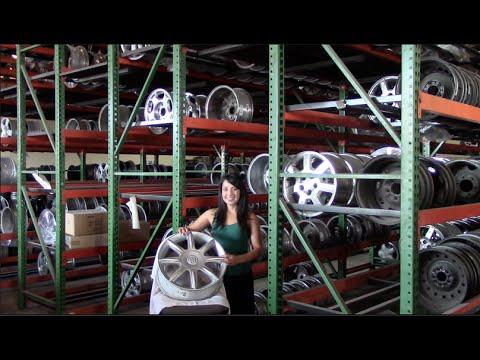 Factory Original Buick Rainier Rims & OEM Buick Rainier Wheels – OriginalWheel.com