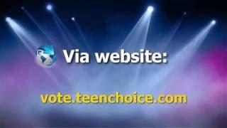 Vote for Ryan Higa on Teen Choice Awards 2016!