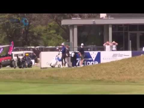 Richard Green Hole in One Albatross at Oates Vic Open Pro-Am – Amazing golf shot