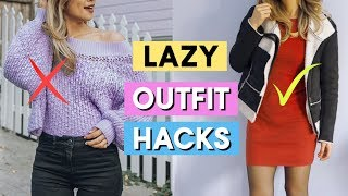 Lazy Day Outfit Ideas! ⭐️ How To Put Together Outfits!
