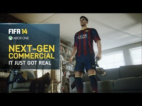 FIFA 14 Commercial (2013 - 2014) (Television Commercial)