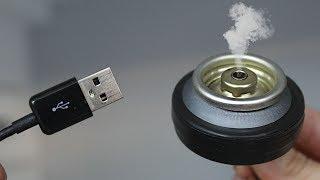 Как сделать эфирный USB ароматизатор