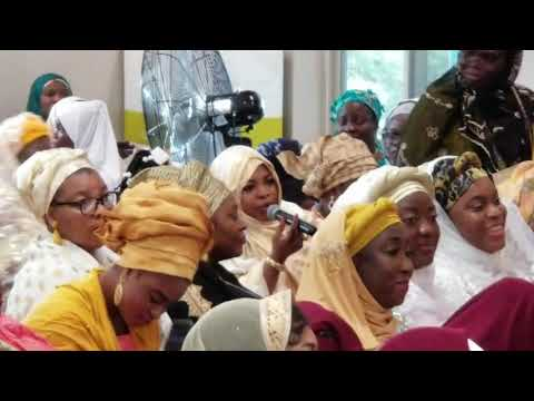 Sheikh Jamiu Ami Olohun's wedding in Arlington, Texas