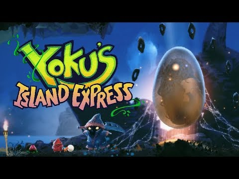 Yoku's Island Express - Story Trailer (PC, Nintendo Switch, PlayStation 4, Xbox One) thumbnail
