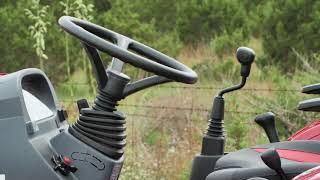 Artec Tractor Mahindra 2538 vs Kubota L3901 001 - hmong video