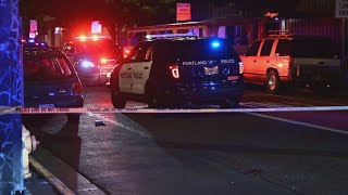 News Update: Man shot, killed in shooting at Old Town bar; Portland city officials brace for