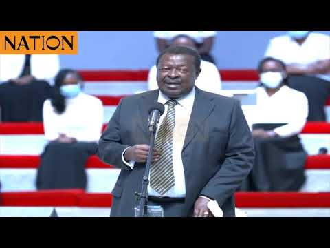 Mudavadi: Chris Kirubi told me not to try to outshine my boss and this has helped me a great deal