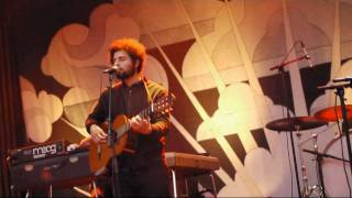 Junip (Jose Gonzales) - To The Grain, Liseberg, 2011