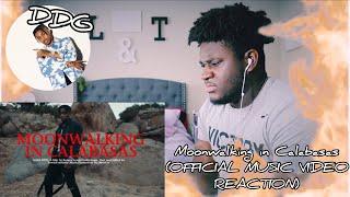 DDG - Moonwalking in Calabasas (OFFICIAL MUSIC VIDEO REACTION)