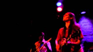 Give It Up Or Let Me Go - Margo Valiante live @ Rockwood Music Hall NYC