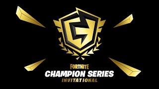 Fortnite Champion Series Invitational: Week 2 Day 1