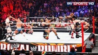 WWE ROYAL RUMBLE 2013 FULL PPV! - WWE '13 LIVE Stream
