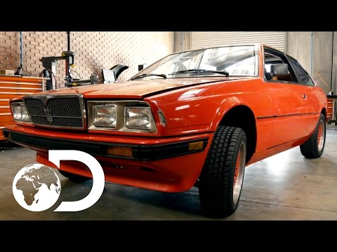 Download Mike discovers A 1985 Maserati Bi-Turbo | Wheeler Dealers, Monday's 9PM HD Mp4 3GP Video and MP3