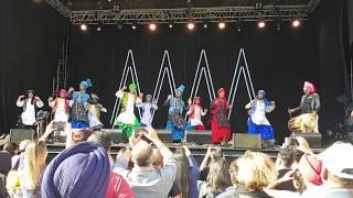 Nachda Punjab Guys perform Bhangra, Auckland Diwali 2018