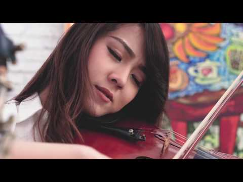 Firasat (Marcell) Violin And Saxophone Cover By Kezia Amelia & Desmond Amos