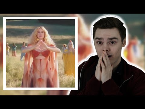 NEVER Listened to NEVER REALLY OVER - Katy Perry   Reaction