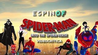 Crítica 'SPIDER-MAN: UN NUEVO UNIVERSO' | Opinión