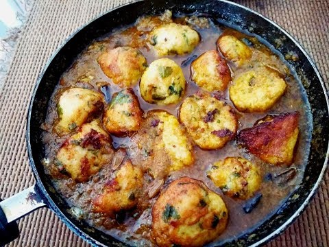 Chital machher muitha recipe-YouTube