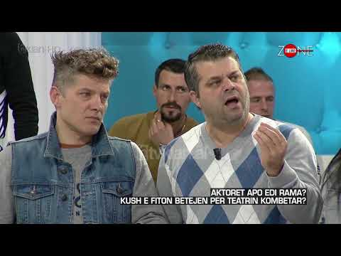 "Zone e Lire/ ""Sa te jem une s'do punosh ne teater"", Bisha tregon çfare i tha Çuli (08.02.2018)"