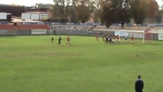 preview picture of video 'RSD Alcalá - Alcobendas-Levitt CF, 0-2. (30/11/2014)'