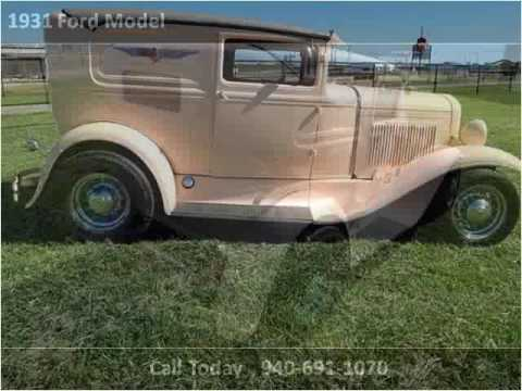 Video of '31 Automobile - L8K7
