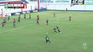 Melhores Momentos: Metropolitano 0 x 1 Joinville – Campeonato Catarinense