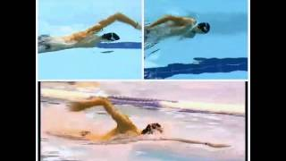 Improve your front crawl catch phase mechanics with this sequence of drills