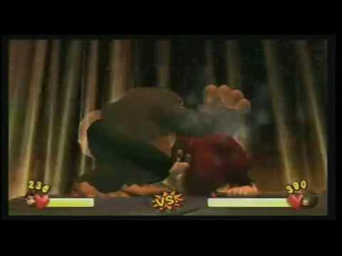 Видео № 0 из игры Donkey Kong: Jungle Beat (Б/У) (не оригинальная полиграфия) [Wii]
