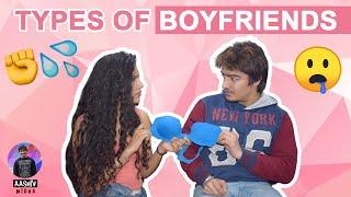 TYPES OF BOYFRIENDS | AASHIV MIDHA