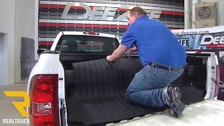 Dee Zee Truck Bed Mat Heavy Duty Bed Mat Realtruck Com