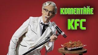 JdemeReagovat - Komentáře KFC! OPRAVDU ZMENŠILI TWISTER?!