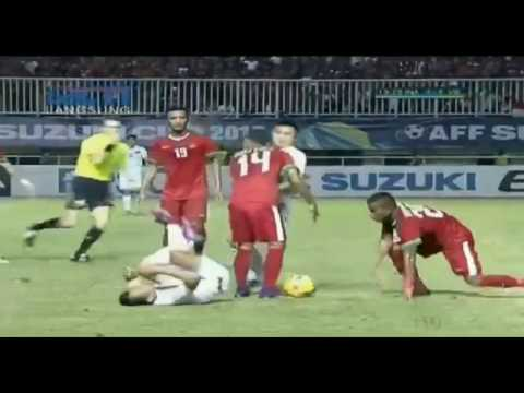 Indonesia Vs Vietnam 2-1 Full Highlight Semifinal Leg 1 Aff Suzuki Cup 2016