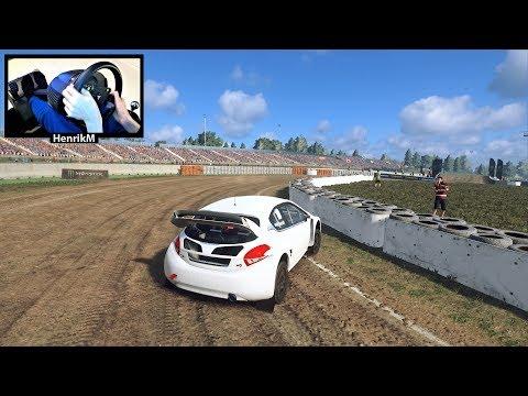 Peugeot 208 Rallycross | Dirt Rally 2.0