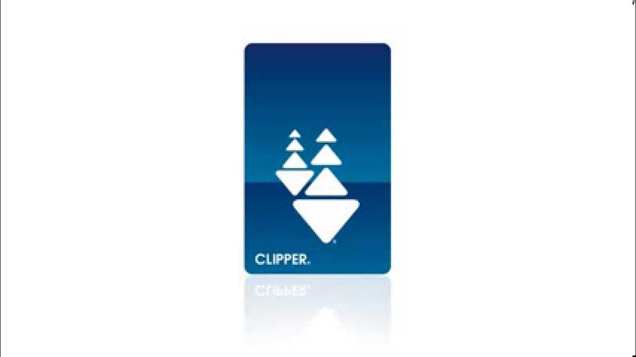 Clipper Card Ad