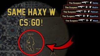 Same Haxy w CS:GO! - OVERWATCH #27