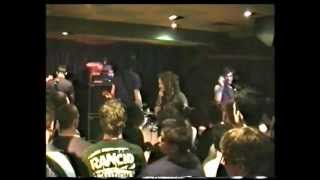 Strike Anywhere- Timebomb Generation (Live @ The Green Room, Melbourne AUS 03AUG2003)