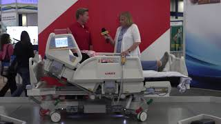 View the video Linet Hercules Patient Repositioner