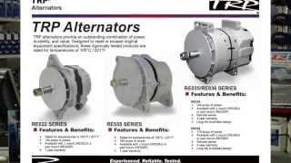 TRP Alternators  Image