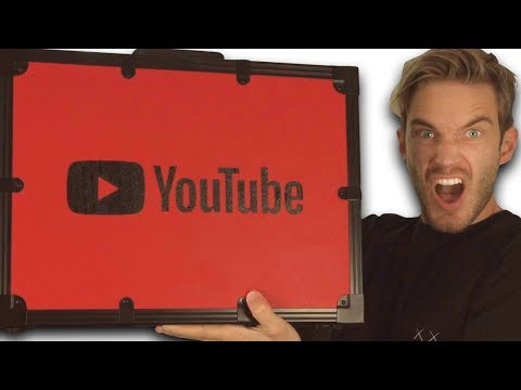 Download Unboxing 100 MIL YouTube AWARD!! HD Mp4 3GP Video and MP3