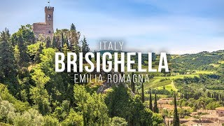 Brisighella in Emilia Romagna: Amazing HIDDEN GEM in Italy!