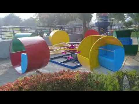 Disco Amusement Rides