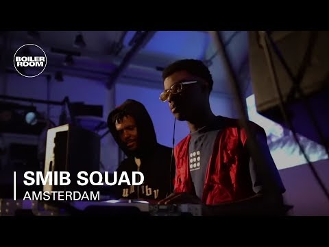 SMIB SQUAD | ALLE$ x Boiler Room