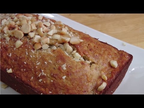Island Banana Bread – Recipe by Laura Vitale – Laura in the Kitchen Episode 187