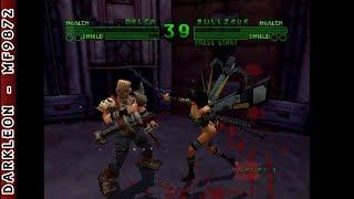 PlayStation - Bio FREAKS (1998)