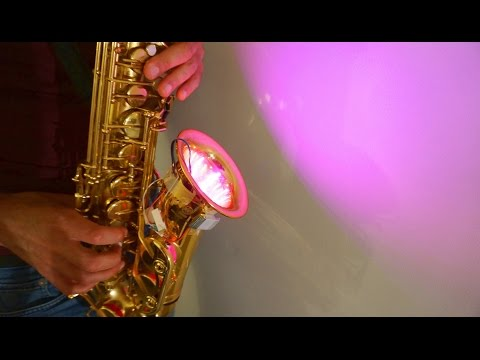 ColorChord 2 - David Chapman Plays Sax