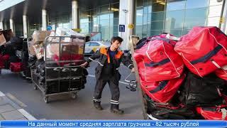 В Шереметьево сделали заявление по зарплатам грузчиков (NEWS  новости)